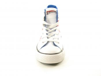 Converse CT AS Spec HI White-Red-Bl Kids Kids Footwear